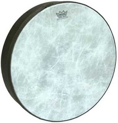 REMO FRAME DRUM FIBERSKN 3 8 DIAMETER 2 DEPTH (HD-8508-00 )
