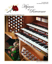 HYMNS OF REVERENCE 1 ORGAN PRELUDES FOR ONE MANUAL BEEBE LDS (LM3075 ) (Organ Folios )