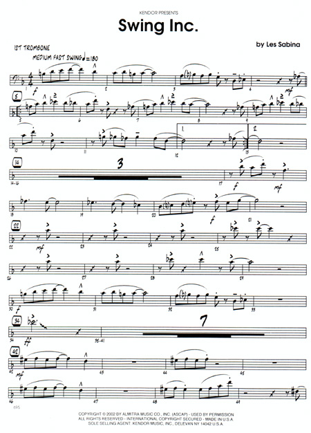 SWING INC MEDIUM EASY SABINA