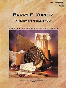 FANTASY ON PSALM 100 GRADE 5 KOPETZ