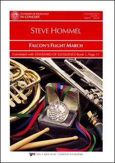 FALCONS FLIGHT MARCH GRADE 1 HOMMEL