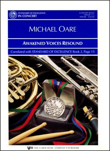 AWAKENED VOICES RESOUND GRADE 1 1/2 OARE