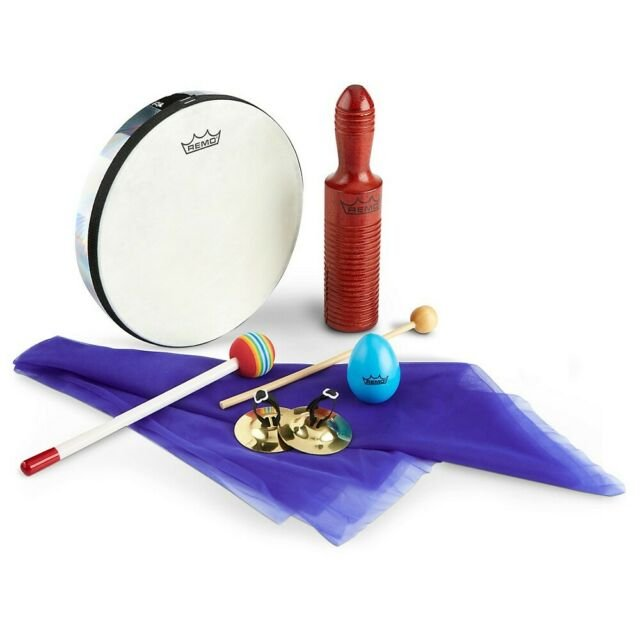 REMO KIDS MAKE MUSIC 2 PERCUSSION KIT