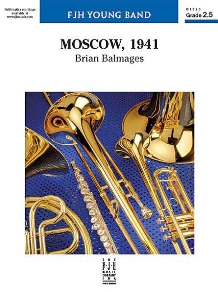 MOSCOW 1941 GRADE 2 1/2 BALMAGES