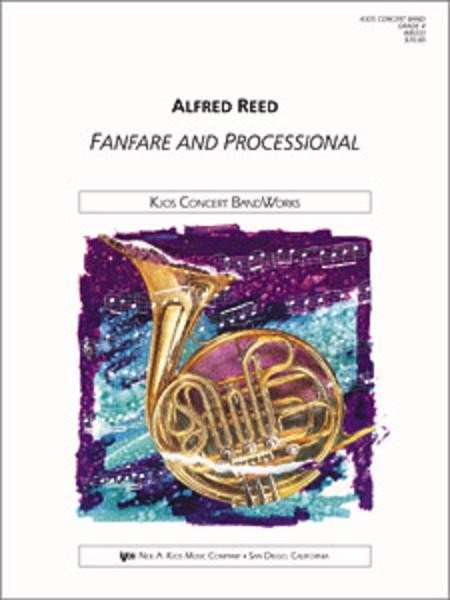 FANFARE & PROCESSIONAL GRADE 4 REED