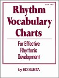 RHYTHM VOCABULARY CHARTS 2 SUETA