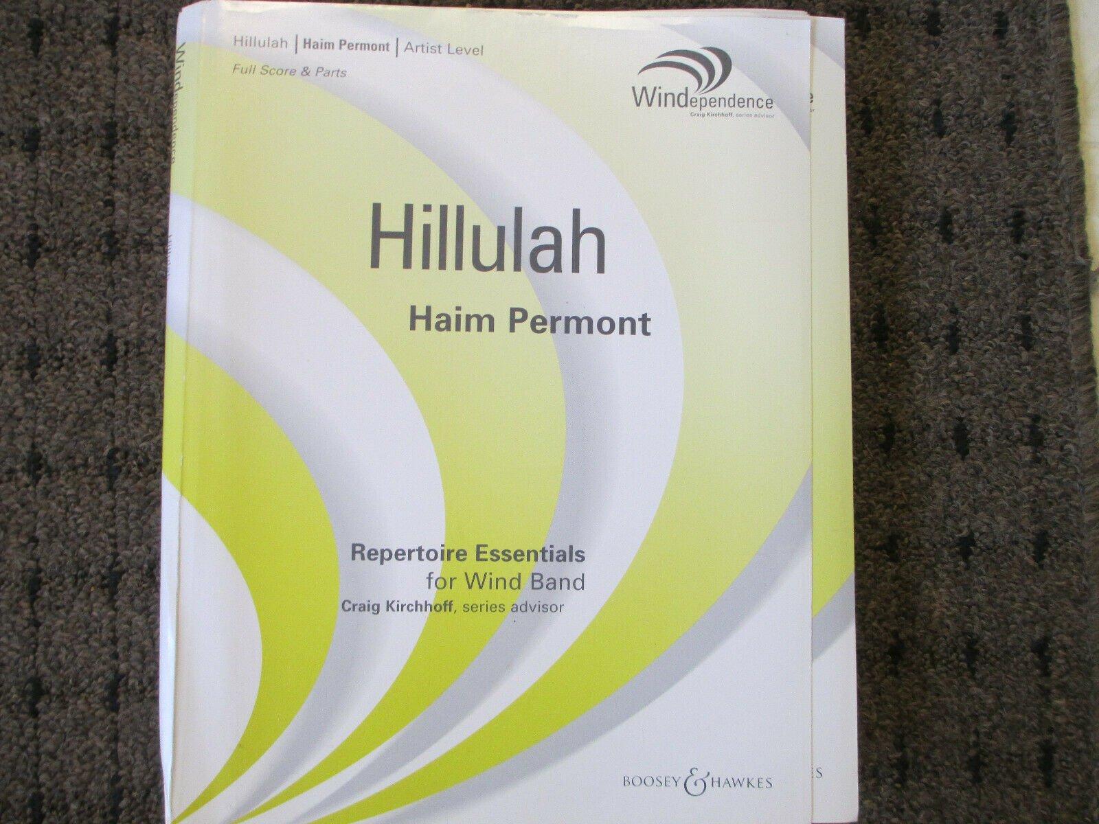 HILLULAH ARTISTS LEVEL PERMONT