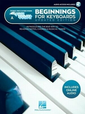EZ PLAY TODAY A BEGINNINGS FOR KEYBOARDS UPDATED EDITION ONL