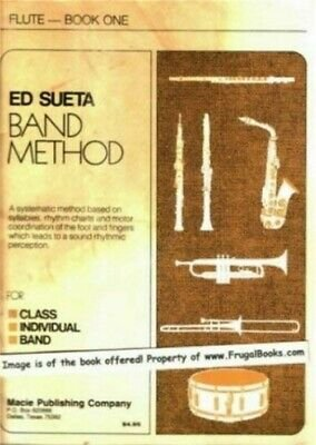 SUETA ED BAND METHOD 1 FLUTE INCLUDES FREE MP3 DOWNLOAD ONLN
