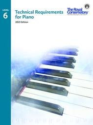 TECHNICAL REQUIREMENTS FOR PIANO 6 2015 EDITION (TRP06 ) (Piano Methods )