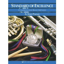 STANDARD OF EXCELLENCE 2 TRUMPET Bb / CORNET PEARSON