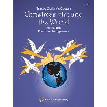 CHRISTMAS AROUND THE WORLD MCKIBBEN (WP1196 ) (Christmas Piano Book )