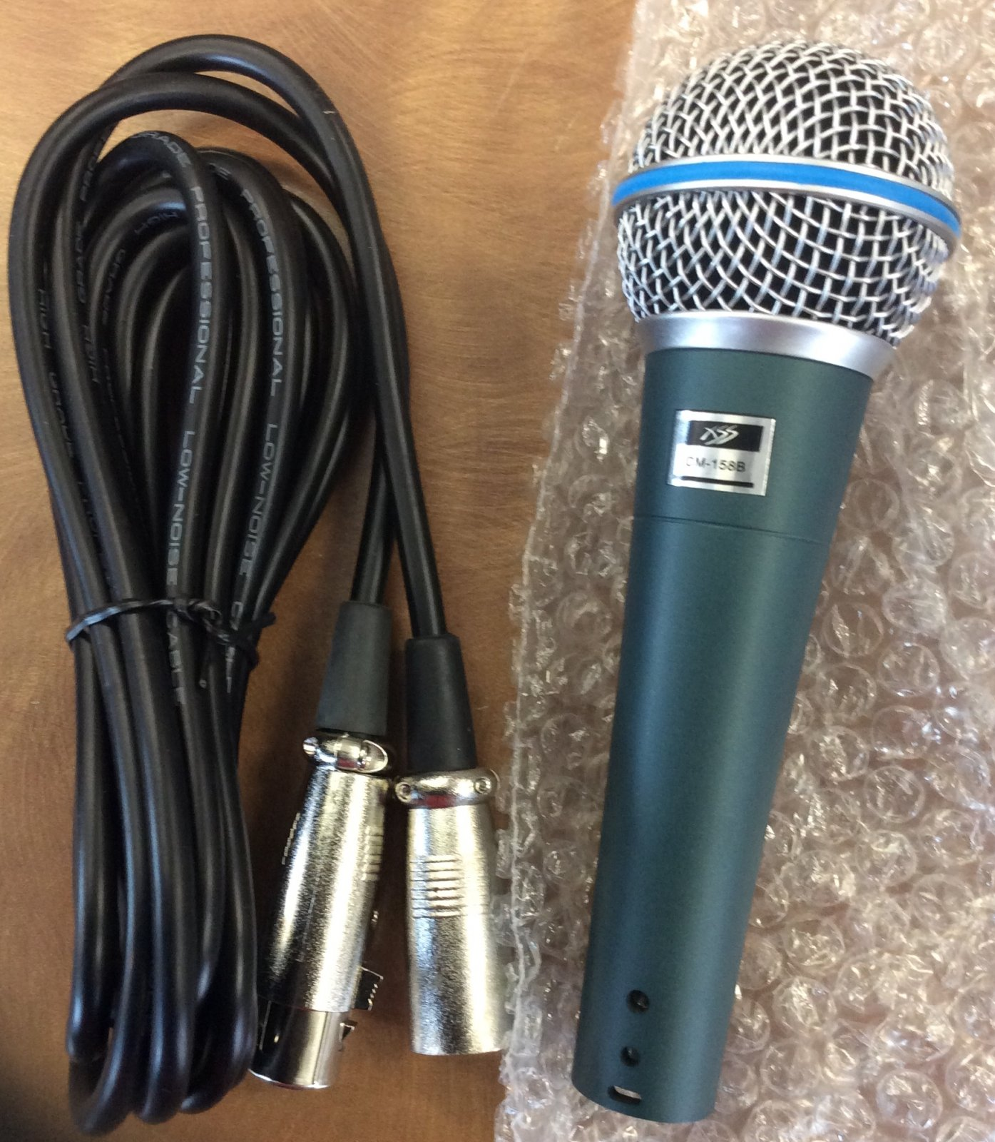 XSS PROFESSIONAL MICROPHONE DS (CM157 )