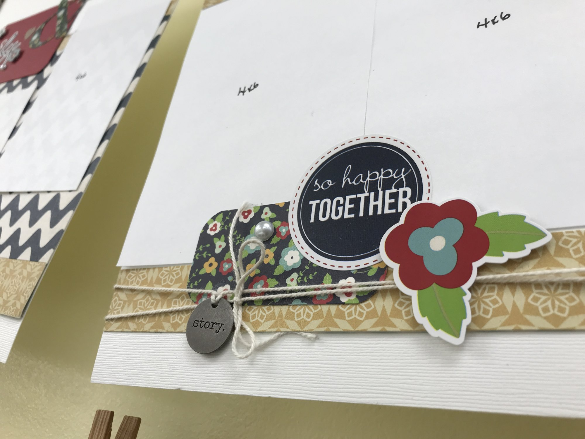 Family & Home 2pg Layout Kit