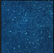 AC 12x12 Marine Glitter Paper