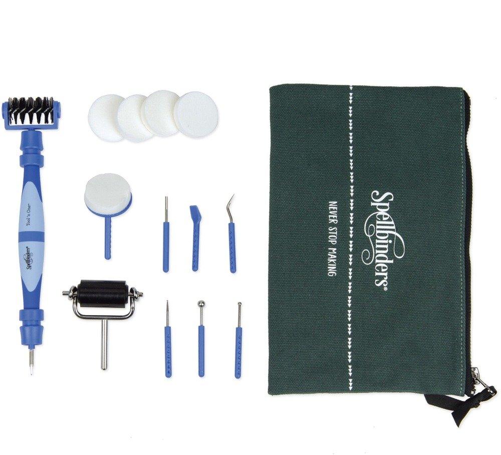Tool 'n One 16pc kit, Spellbinders