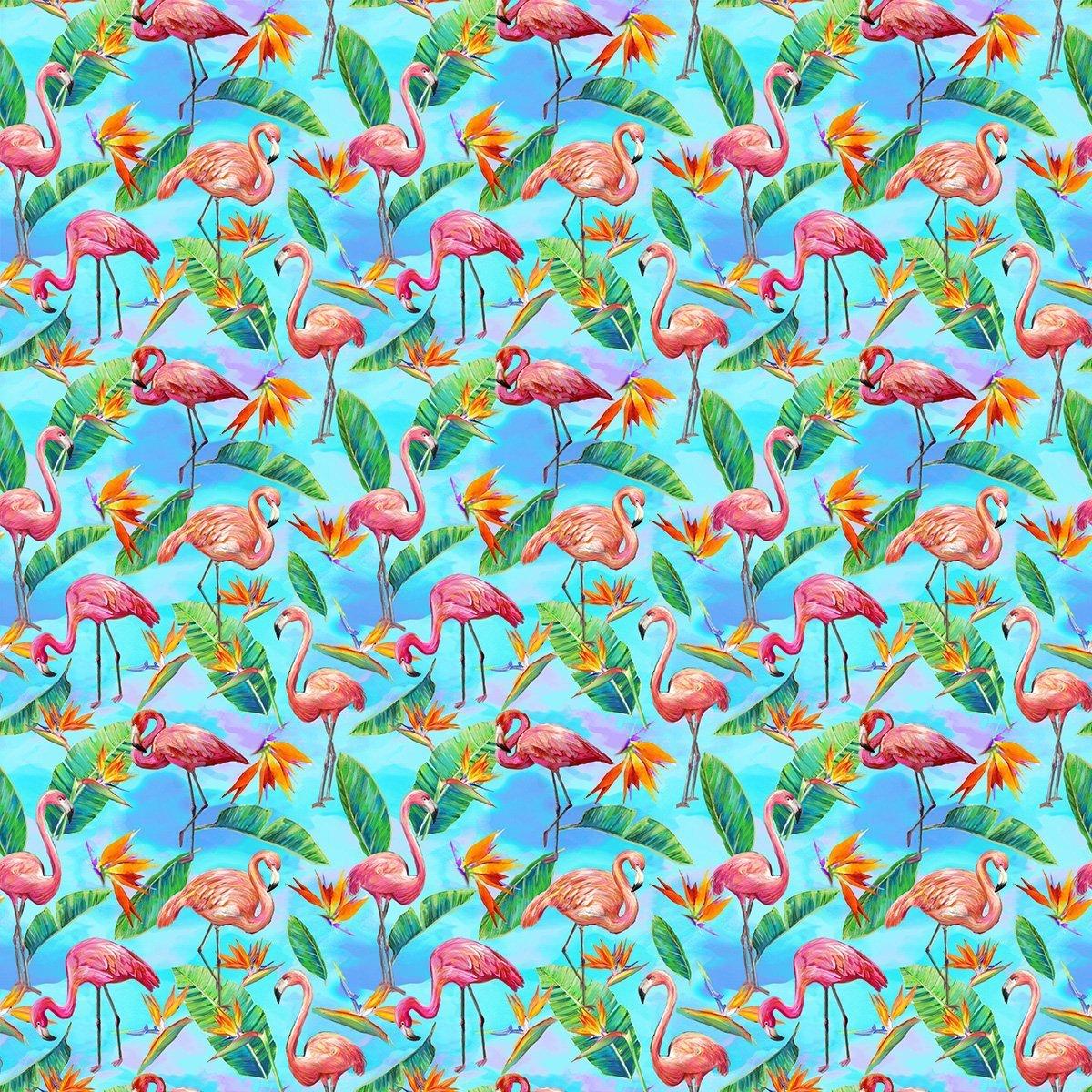 Flamingo Small Allover