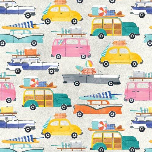 BEACHBOUND - RETRO CARS