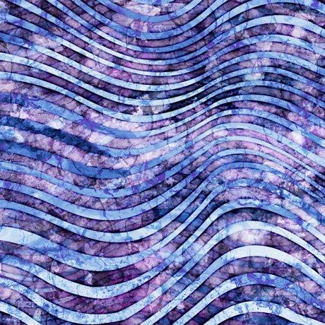 AQUATICA - WAVES - PURPLE