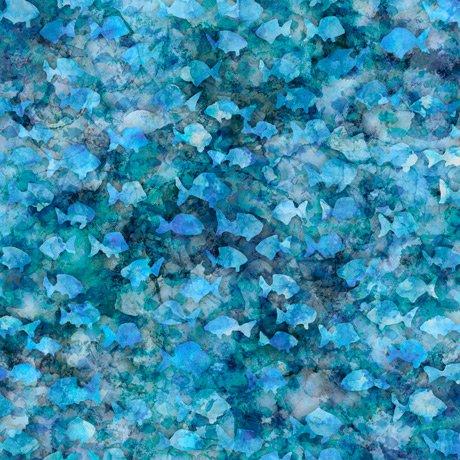 AQUATICA - FISH BLENDER - BLUE