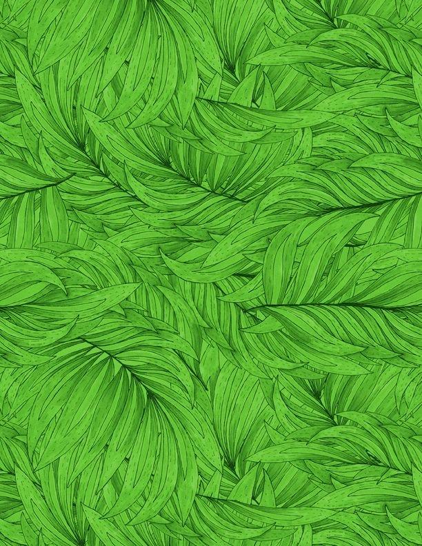 Tropical Flair - Botanical Toss