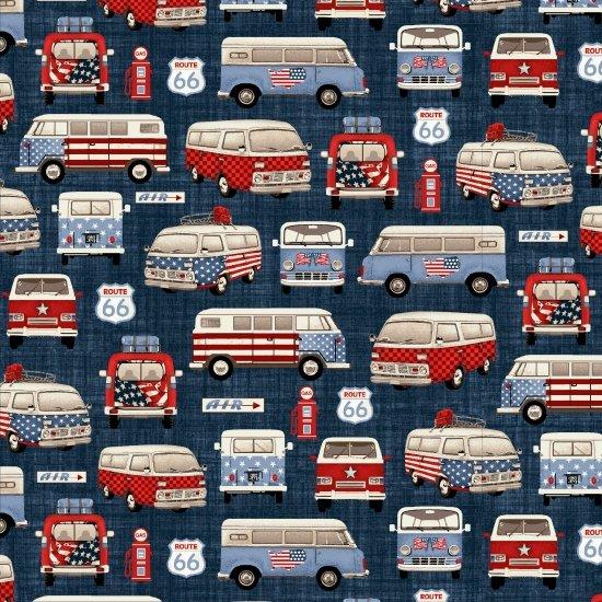 All American Road Trip - Vans
