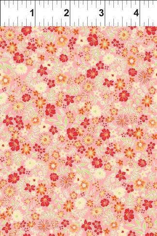 Garden Delights II - Roses, Posies, Coral