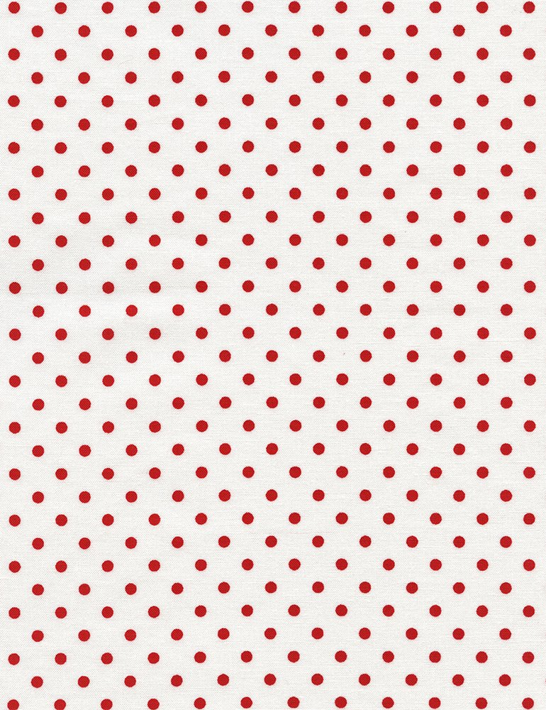 Polka Dot Basic - Cherry