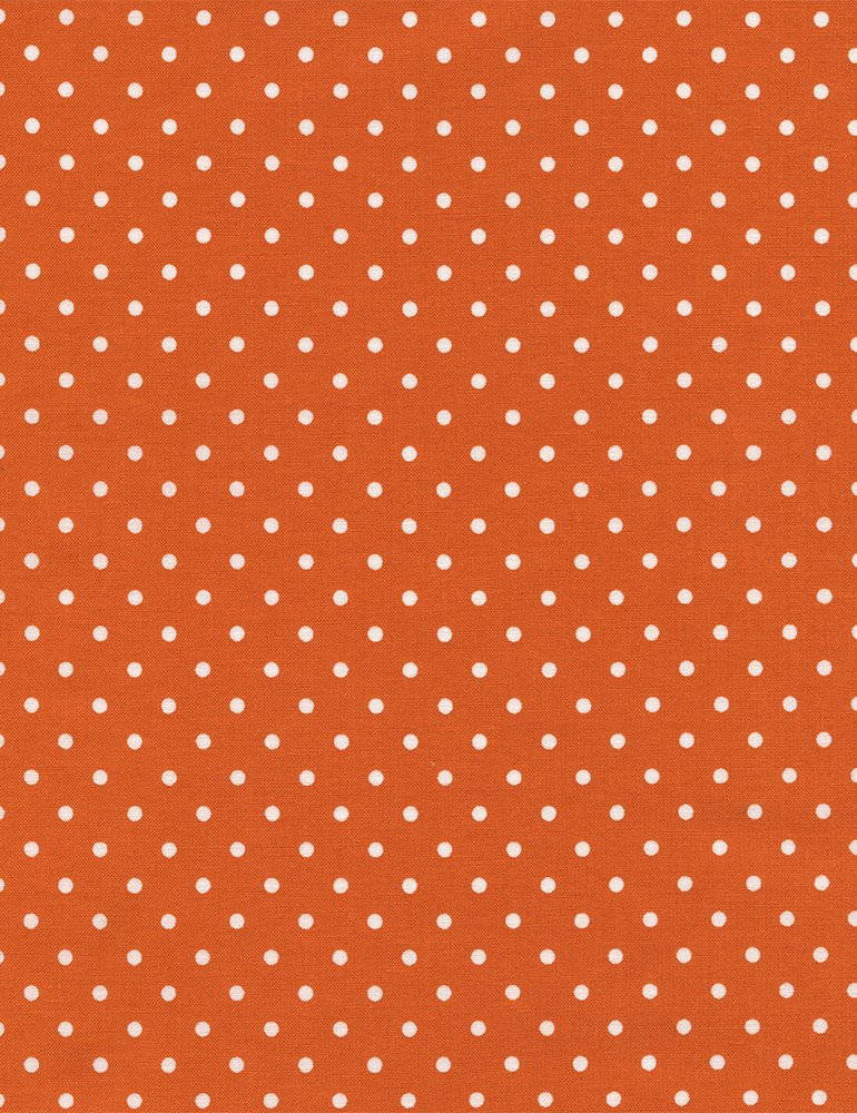 Polka Dot Basic - Orange