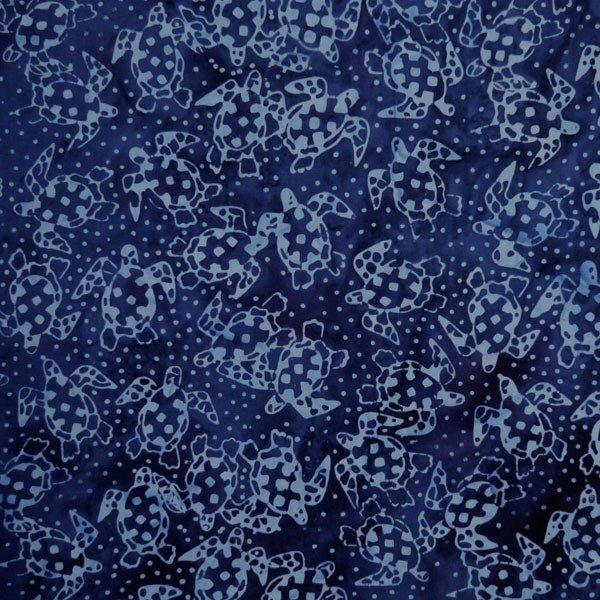 OCEAN SPLURGE - INTENSO BLUE TURTLES