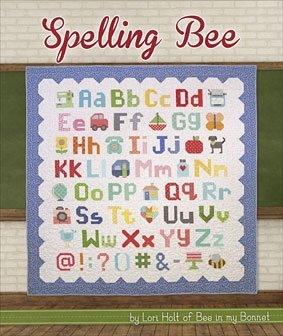 Spelling Bee by Lori Holt