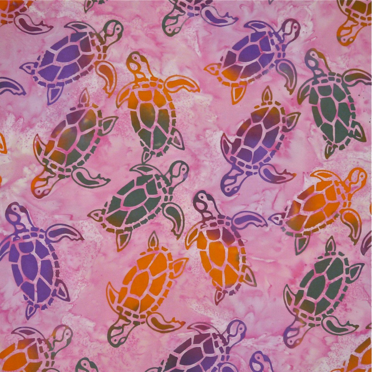 TURTLE POINT - TP-1-6244 Sea Pink
