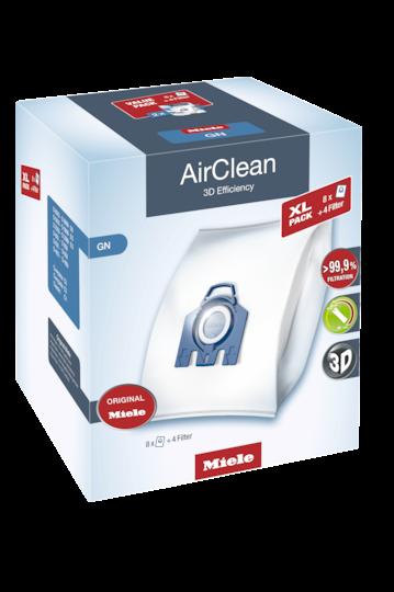 AirClean 3D GN 8Pk Bag
