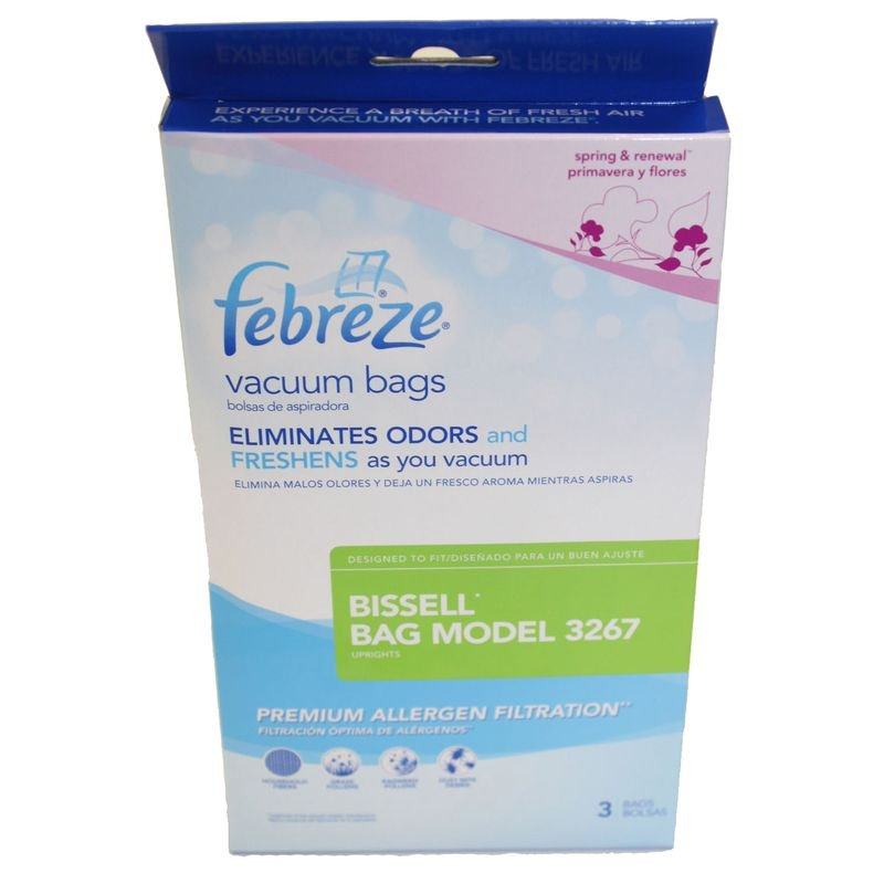 Bissell 3267 Fabreeze Bags
