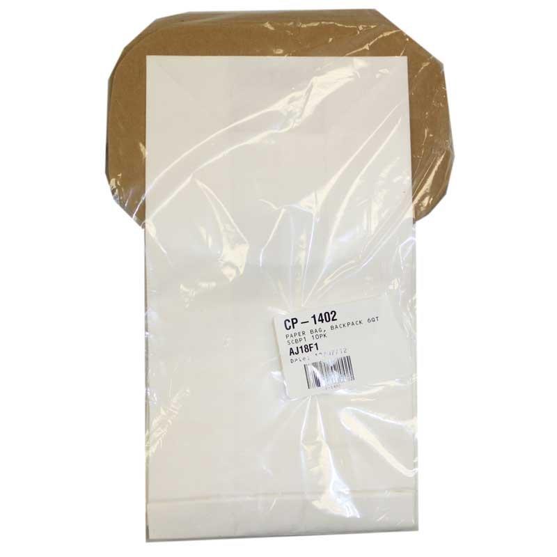 Carpet Pro Bac Pac Bags