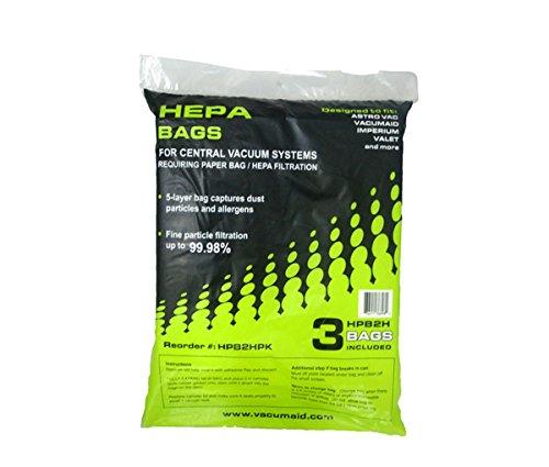 Central Vac Bag