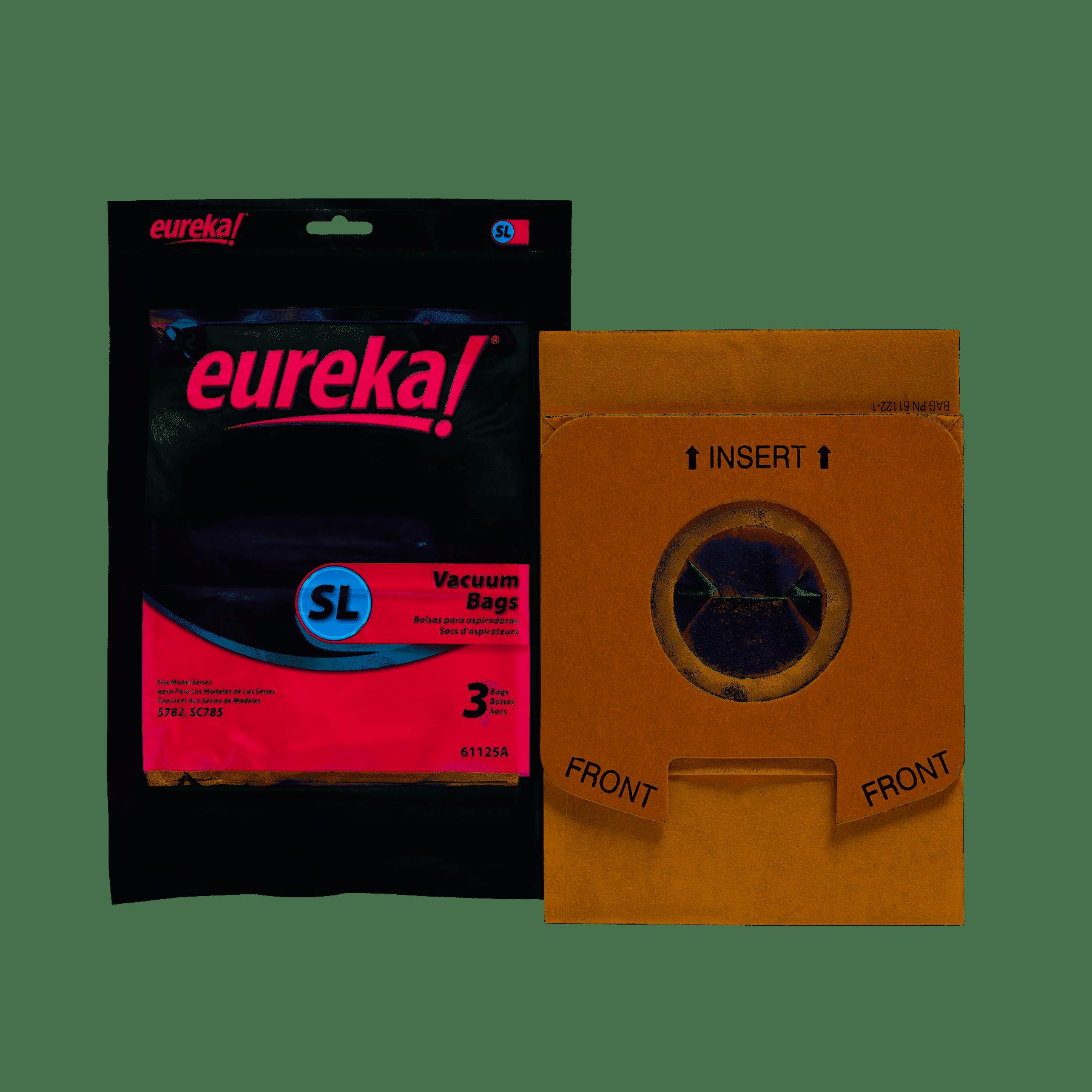 Eureka SL Bags