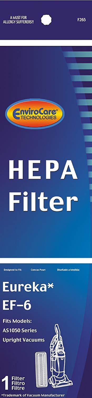 F265 Eureka Ef-6 Hepa Filter