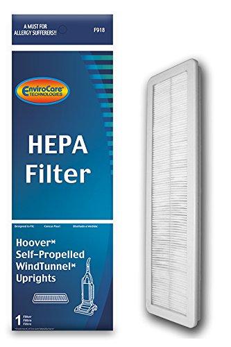 F918 Hoover W/T Hepa Filter