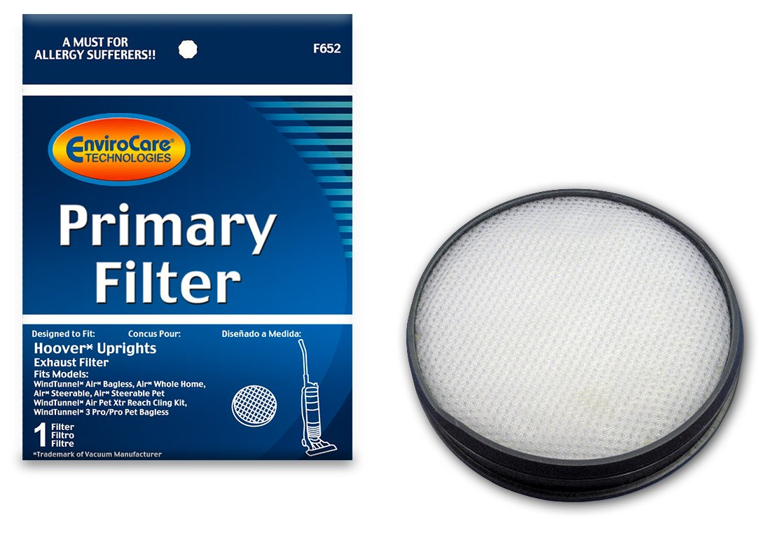 Hoover Primary Filter