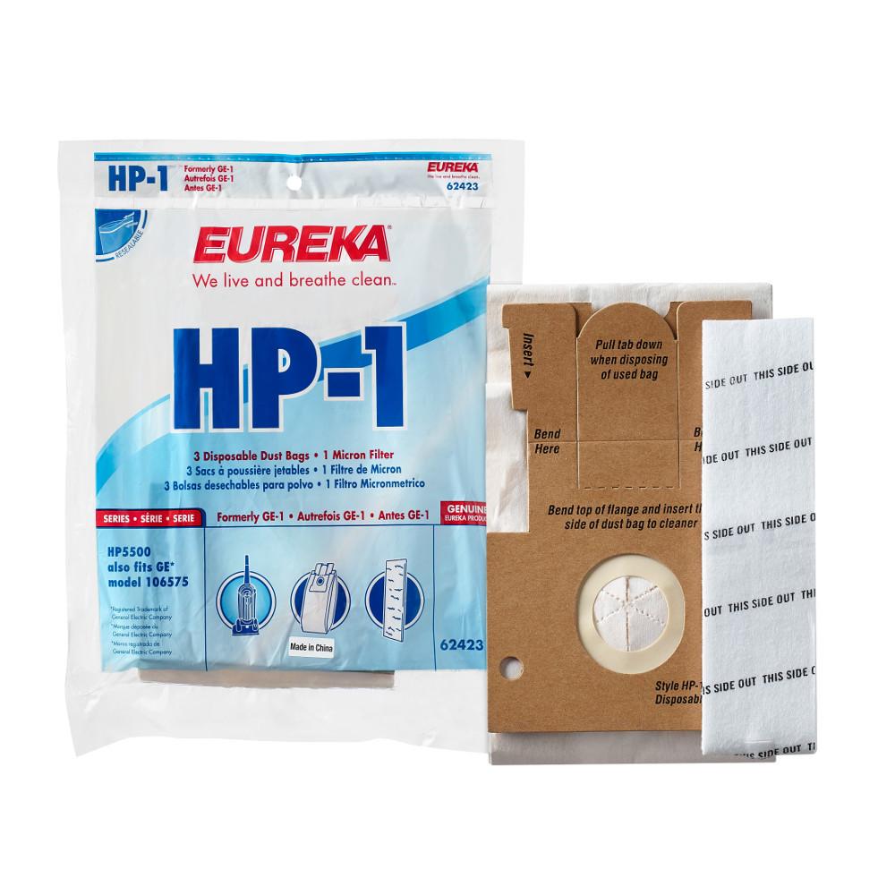 HP-1 Bags  W/filter