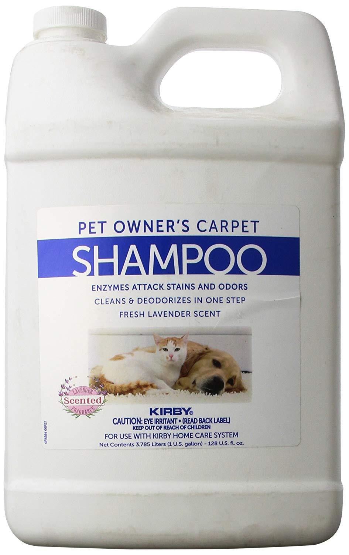 Kirby Gal. Carpet Shampoo Pet