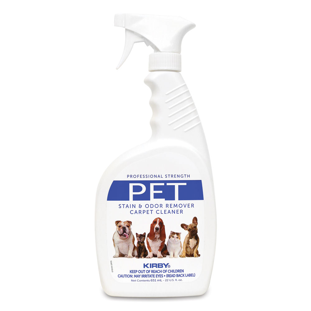Kirby Pet & Stain Odor Remover