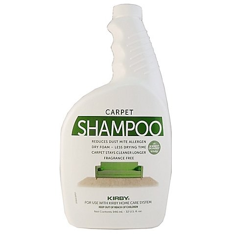 Kirby Shampoo Unscented