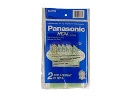 Panasonic MC-V193H Filters