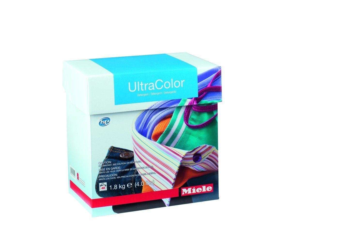Powder Detergent Ultra Color