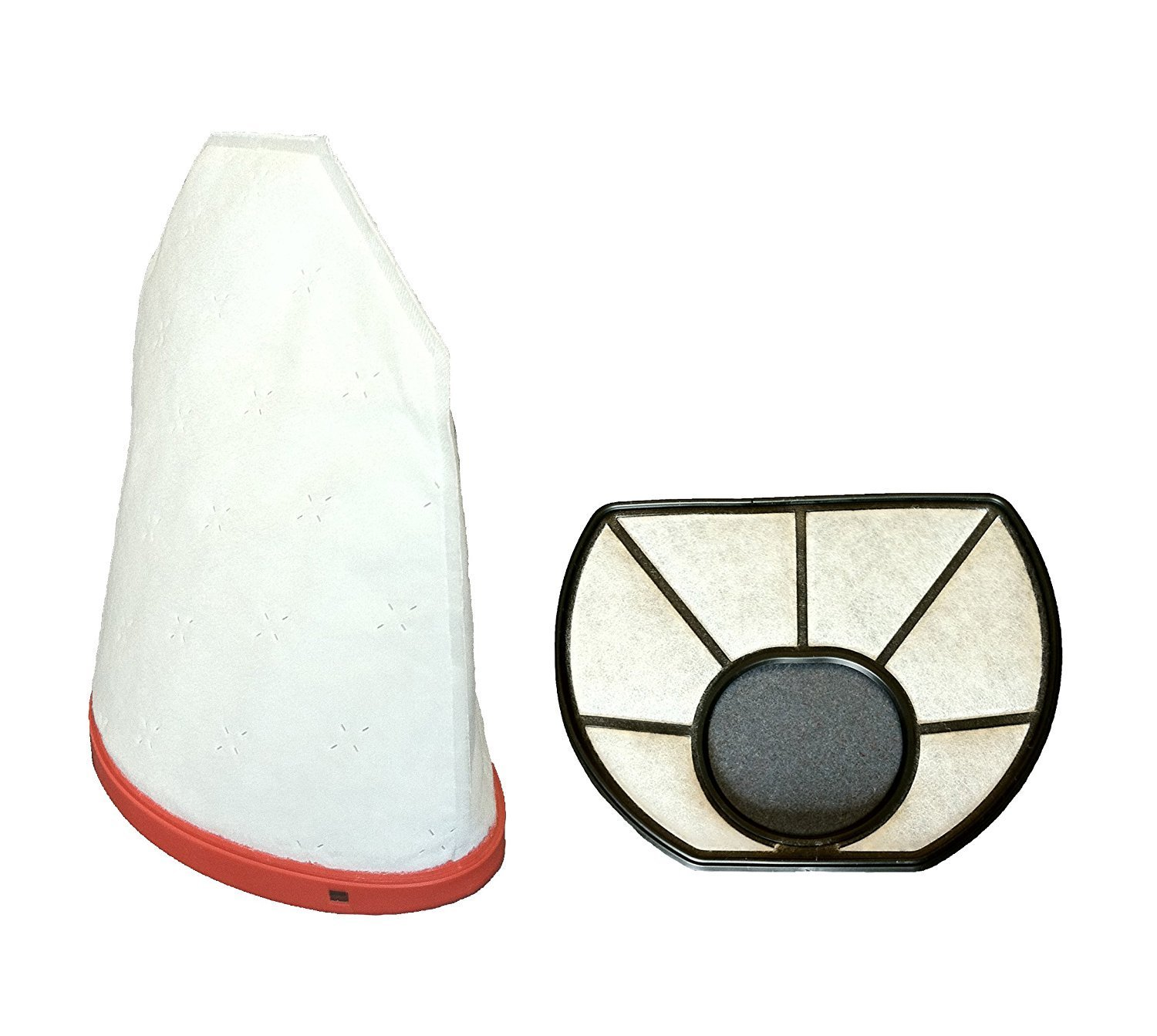 Sebo Filter Set - D4 (1 motor protection and 1 micro exhaust) 8191AM