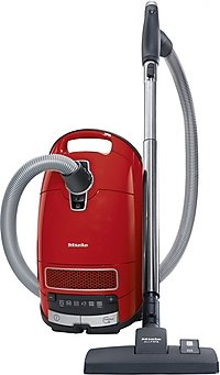 Miele C3 HC Complete Autumn Red