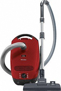Miele Classic C1 HC Pure Suction Autumn Red