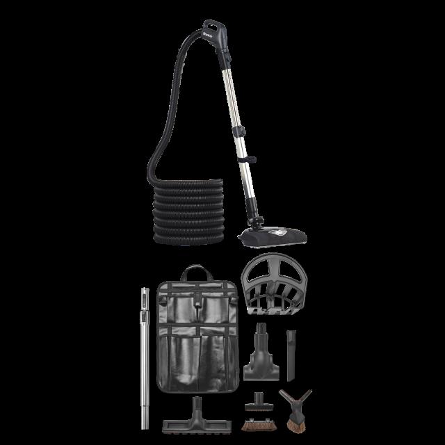 Riccar Central Vac Deluxe Hose Kit Rpt-1